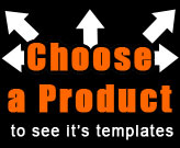 Choose a product to view its templates