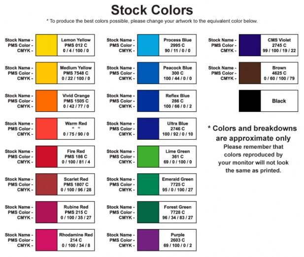 Colors Precision Signz