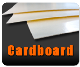 Poly Coated Cardboard Signs